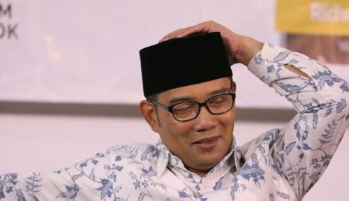 Foto Ridwan Kamil Diserang Isu Kampanye Hitam Jelang Pencoblosan