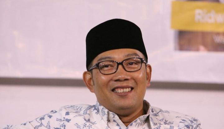 Foto Berita Wah, Ridwan Kamil Minta Sandiaga 'Ngaca', Ini Penyebabnya