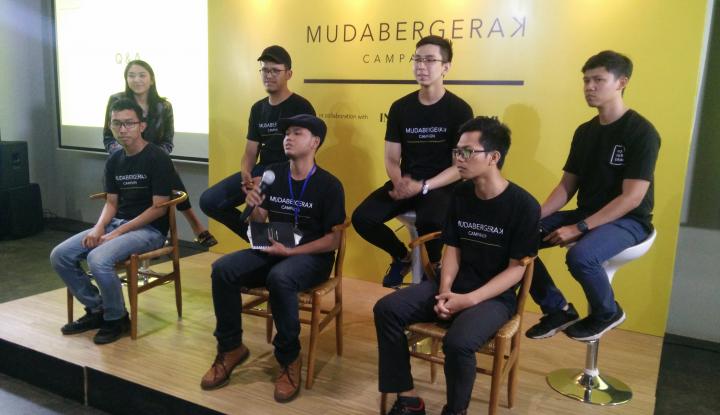 Foto Berita #MudaBergerak Presentasikan Lima Socialpreneur Terpilih