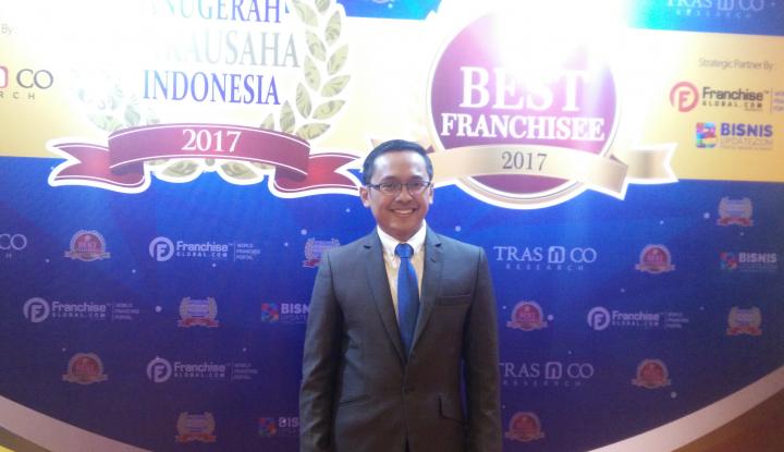 Foto Berita Tras N Co Beri Penghargaan Wirausaha dan Franchisee Terbaik