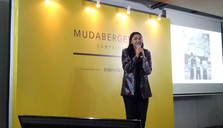 Foto Berita Putri Chairul Tanjung Ini Ingin Bangkitkan Semangat Generasi Muda Indonesia
