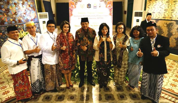 Foto Berita Meski Sudah Diakui UNESCO, Nilai Batik Indonesia Masih Merosot