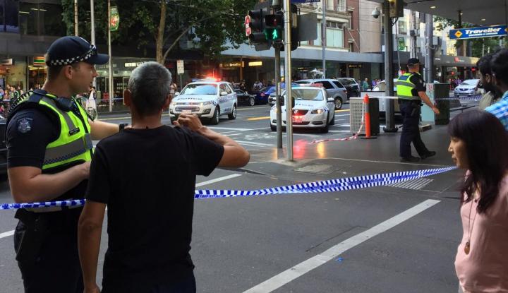 Foto Berita Belasan Pejalan Kaki Terluka Dihantam Mobil di Melbourne, Teror Landa Australia?