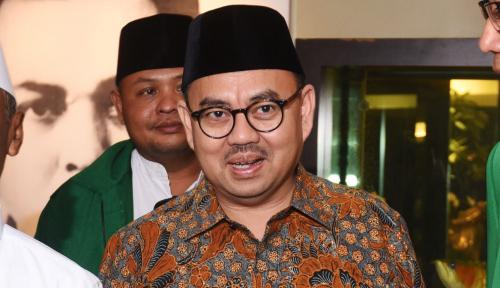 Foto Sudirman Said Mulai Umbar Janji-Janji Kampanye