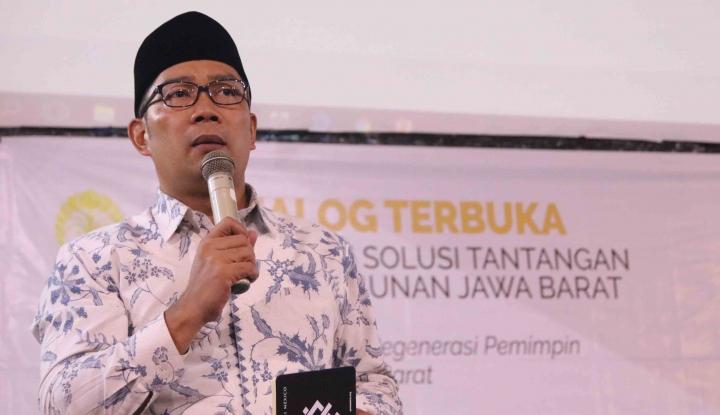 Foto Berita Jelang Natal, Ridwan Kamil Jamin Bandung Steril Sweeping