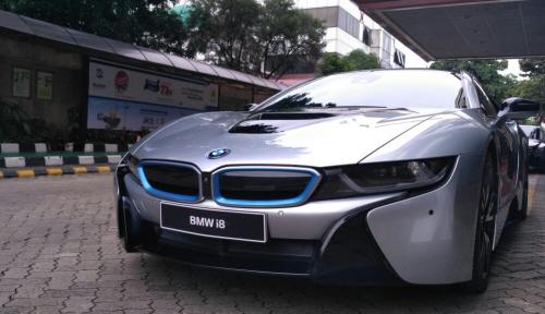 Foto Ini Alasan Mobil Listrik BMW Tidak Diproduksi Massal