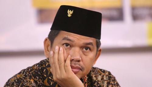 Foto Dedi Mulyadi: Hentikan Politisasi Agama!