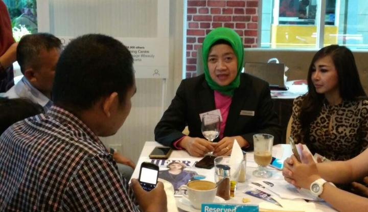 Foto Berita Belum Diluncurkan, Produk Premium Adhi Persada Properti Sudah Terjual 30%