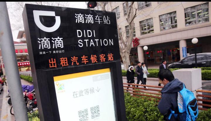 Foto Berita China Evaluasi Sektor Transportasi Pasca Aksi Pembunuhan di Didi
