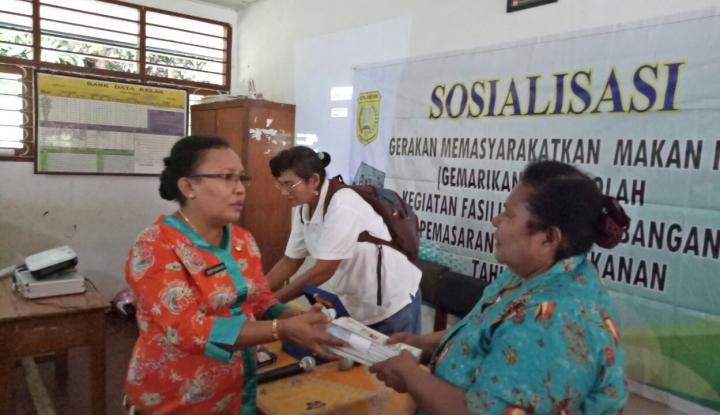 Foto Berita Masih Banyak Nelayan Jayapura yang Belum Miliki Kartu Asuransi