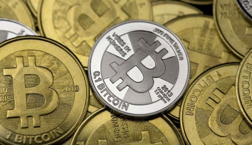 Foto BI: Virtual Currency dan Bitcoin Ilegal di Indonesia