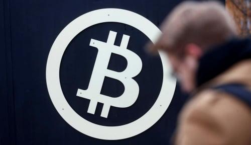 Foto Wooow, Bitcoin Melonjak Hingga US$13.000!