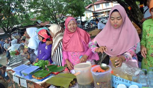 Foto Rawan Pedagang Musiman, Disperindag Bakal Gelar Operasi Pasar Saat Puasa