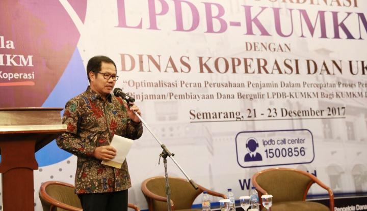 Foto Berita Permudah Layanan, LPDB Lakukan Transformasi Bisnis