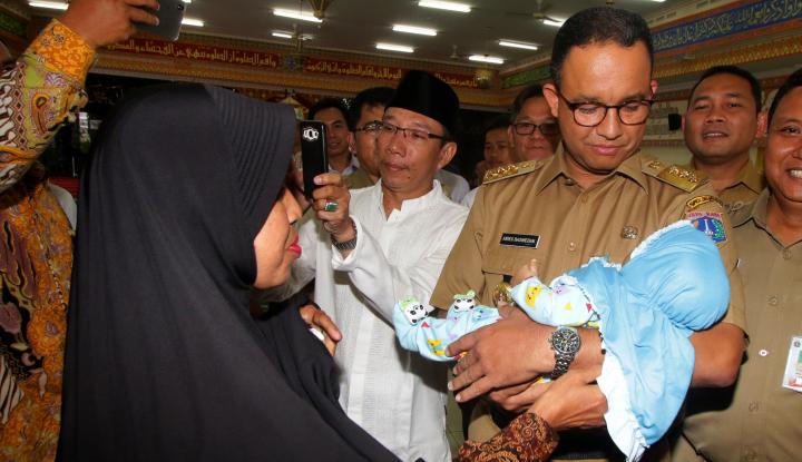 Foto Berita Anies Melunak, Gerakan Shalat Tarawih Akbar Digeser ke Istiqlal