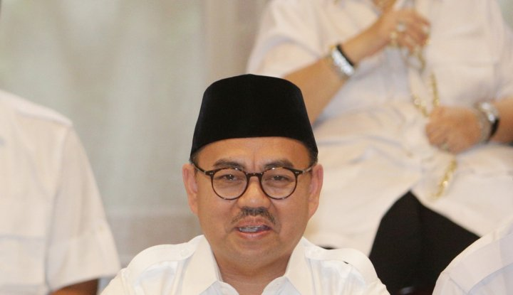 Foto Berita Sudirman Said Sebut Prabowo-Sandi Sudah Kuasai Materi Debat