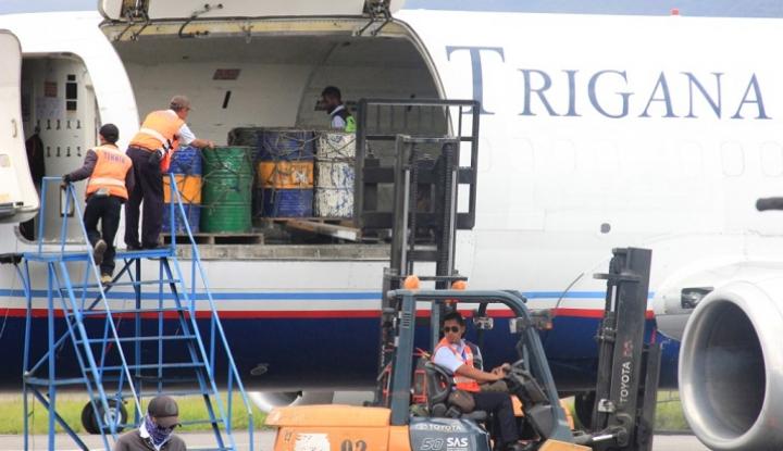 Foto Berita Amankan Stok, Pertamina Jayapura Bentuk Satgas BBM dan LPG