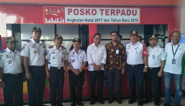 Foto Berita Menhub Deklarasikan Pelabuhan Ambon Jadi Terminal Petikemas