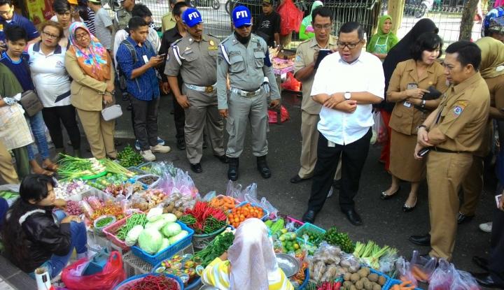Foto Berita Stok Pangan Mahal di Kalimantan, KPPU Turun Tangan