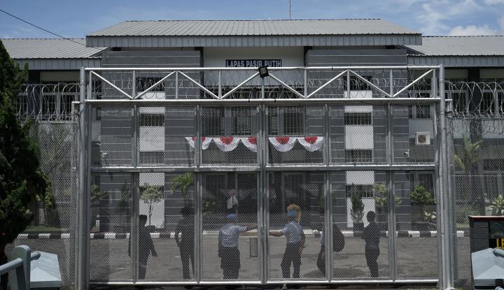 Foto Berita Menkumham: Rumah Tahanan di Indonesia Sudah Over Kapasitas
