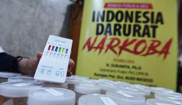 Foto Berita Alat Perang Modern Itu Dinamakan Narkoba