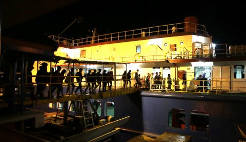 Foto Pelindo III Tambah Fasilitas Kesehatan di Pelabuhan