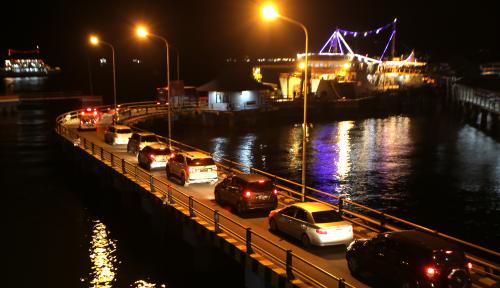 Foto 500 Personel Polisi Akan Jaga Keamanan Pelabuhan Merak
