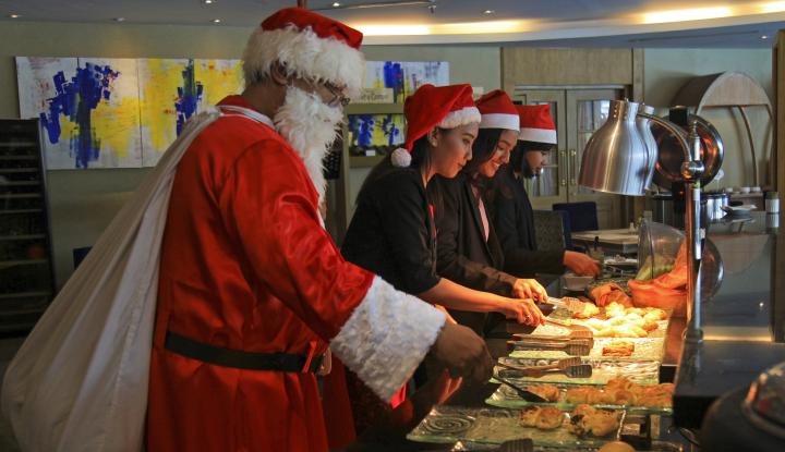 MUI Tak Haramkan Ucapan Selamat Natal? - Warta Ekonomi