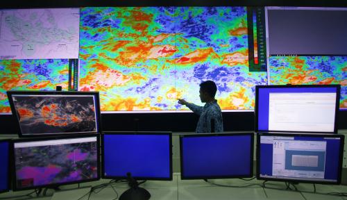Foto Gempa Bumi 3,6 SR Guncang Pangalengan Jawa Barat
