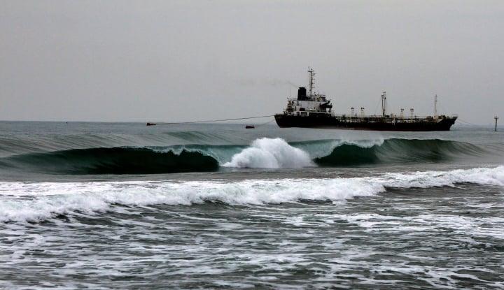 Foto Berita Sejumlah Wilayah Bali Berpotensi Terjadi Gelombang Tinggi