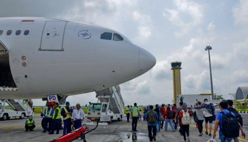 Foto Buntut Mahalnya Tiket Pesawat, Asita Ancam Gelar Demo di Istana Presiden
