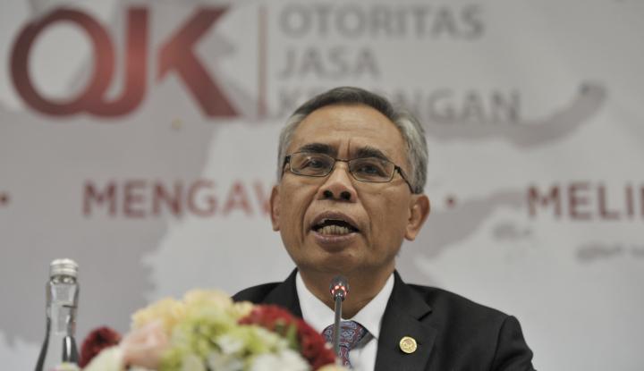BPK Ungkit Kinerja Pengawasan, Bos OJK Angkat Bicara