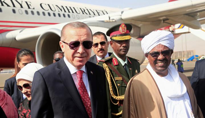 Foto Berita Presiden Turki Temui Paus Francis Bahas Isu Yerusalem
