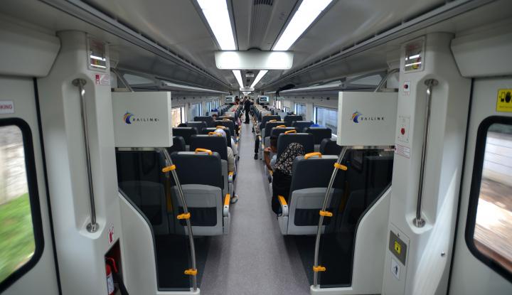 Foto Berita Generali Turut Hadir di Kereta Bandara Soekarno-Hatta