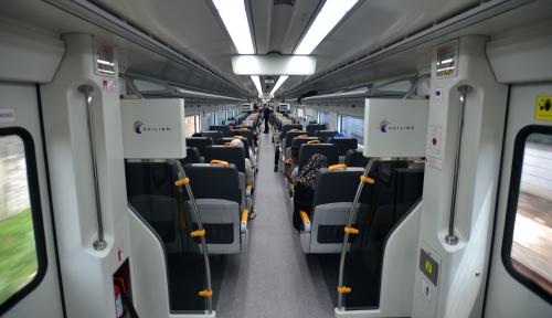 Foto KA Bandara Rentan Penyebaran Corona, Railink Keluarkan Jurus-jurus Lain