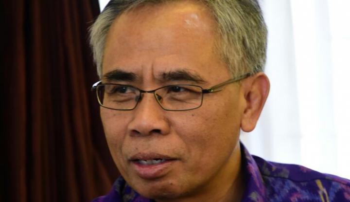 Foto Berita Ketua OJK Ikut Diperiksa KPK Terkait Kasus Century