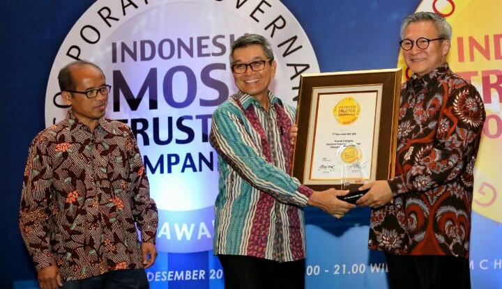 Foto Berita BRI Life Raih Penghargaan Indonesia Trusted Companies dari CGPI