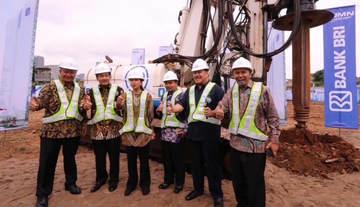 Foto Berita Menguji Sinergi BUMN Holding