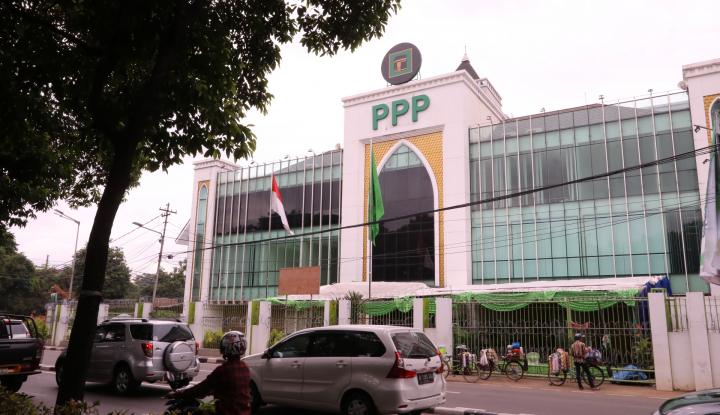Foto Berita PPP: Pilpres 2019 Bakal Diikuti 2 Calon