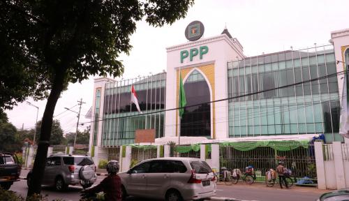Foto Waduh! Kader PPP Ternyata Belum Bulat Dukung Jokowi-Ma'ruf