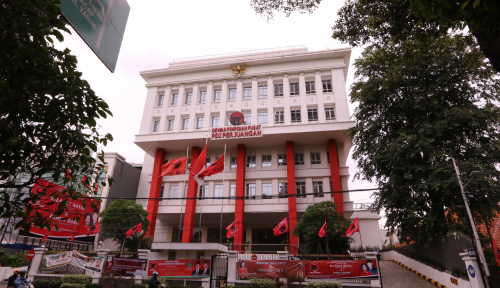 Foto PDIP Bakal Menangi Pemilu Mendatang?