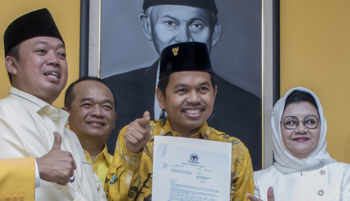Foto Berita Akhirnya Jadi Calon Wakil Gubernur, Dedi Mulyadi: No Problem