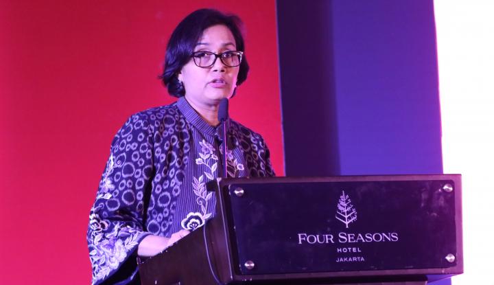 Foto Berita Menkeu: Target Pajak 2018 Masih Wajar