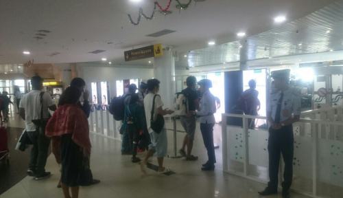 Foto Kemenhub Terbitkan Sertifikasi Pertama Gedung VIP Bandara Balikpapan