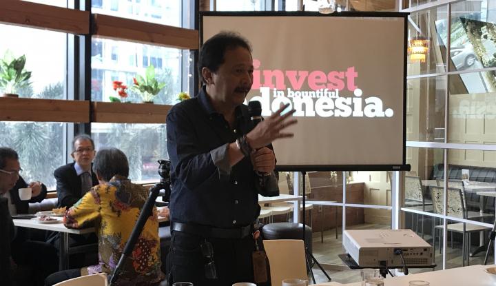 Foto Berita Tito: Pertumbuhan Indeks Cerminkan Kinerja Emiten yang Baik