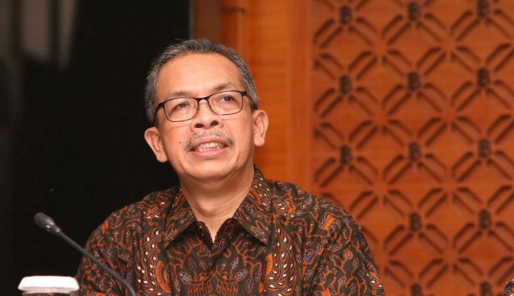 Foto Remitansi ke Indonesia Capai Rp128 Triliun