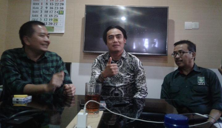 Foto Berita PKB: Mantan Vokalis ST 12 Cuma Cadangan Cawagub Ridwan Kamil