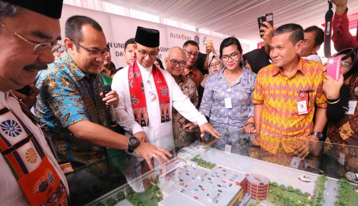 Foto Berita Selama Maret Tingkat Inflasi di Jakarta Turun