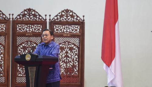 Foto Boediono: Indonesia Harus Pertajam Baca Ekonomi Global