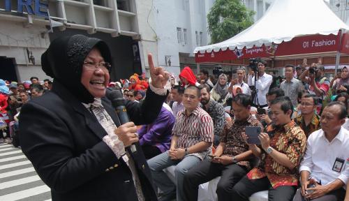 Foto Diterpa Kabar Miring, Warga Surabaya Tetap Cinta #RismaSelamanya